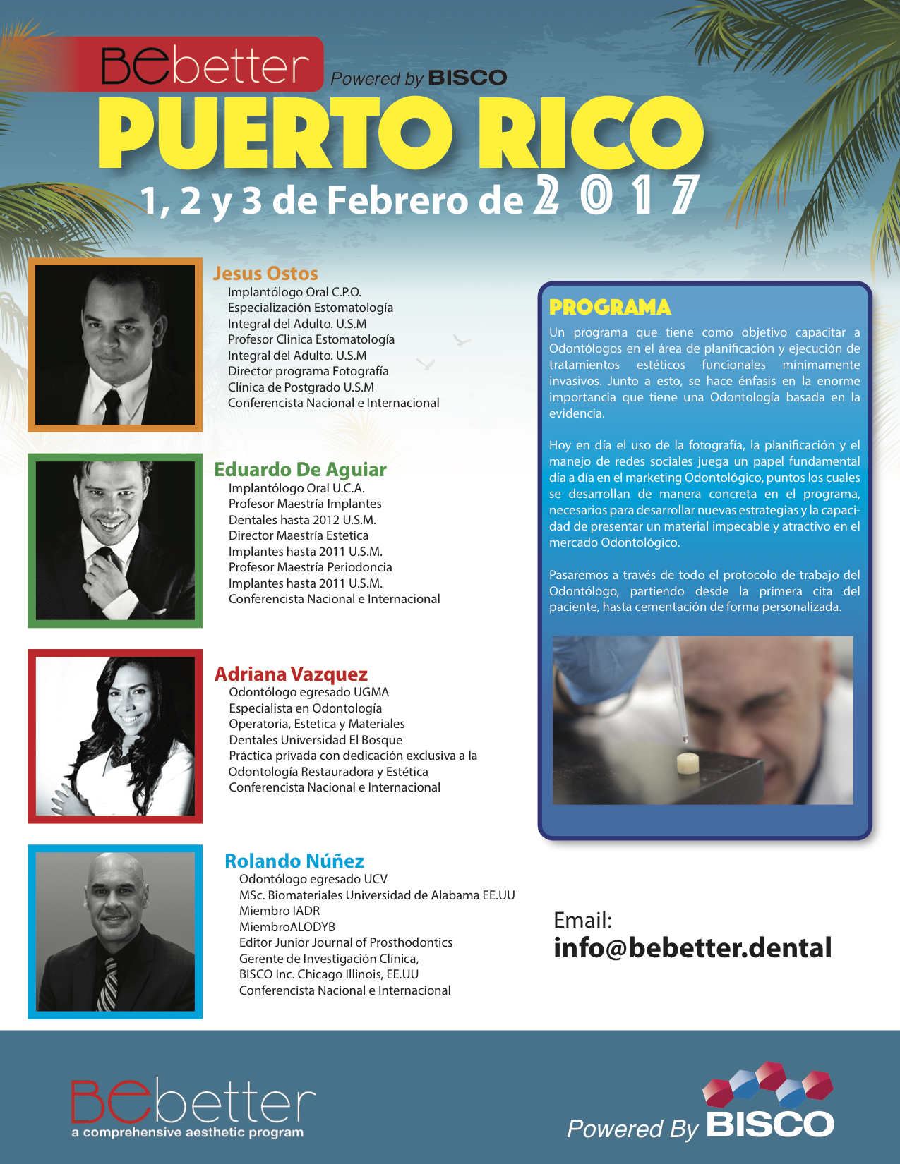 BE Better Power by BISCO PUERTO RICO